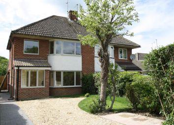 Thumbnail 3 bed semi-detached house to rent in Finchcroft Lane, Prestbury, Cheltenham