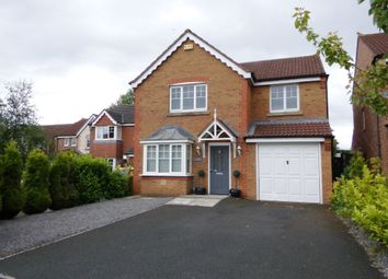 Thumbnail 4 bed detached house for sale in Granary Court, Consett