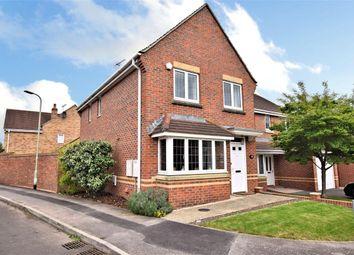 Thumbnail 3 bedroom detached house for sale in Deardon Way, Shinfield, Reading