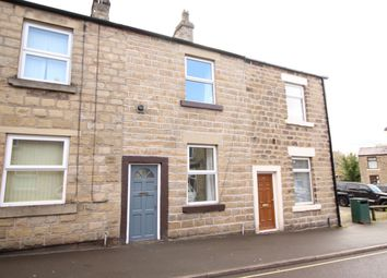 Thumbnail 2 bed terraced house to rent in Station Road, Hadfield, Glossop