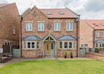 Thumbnail 6 bed detached house for sale in Debdhill Road, Misterton, Doncaster, Nottinghamshire