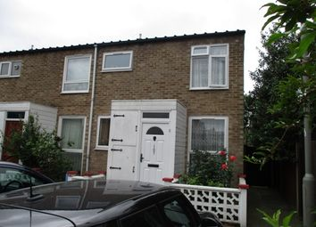 Thumbnail 2 bed end terrace house for sale in Gowrie Road, London
