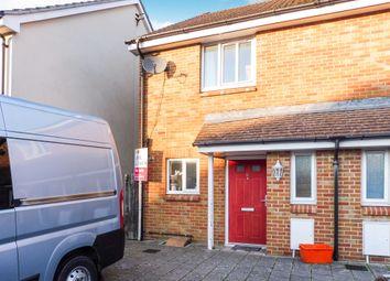 Thumbnail 2 bedroom end terrace house for sale in Rutland Road, Swindon