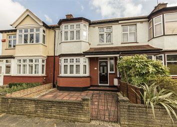 Thumbnail 3 bed terraced house for sale in Croft Gardens, London