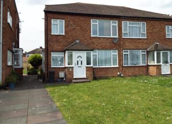 Thumbnail 2 bed maisonette for sale in Barkingside, Essex