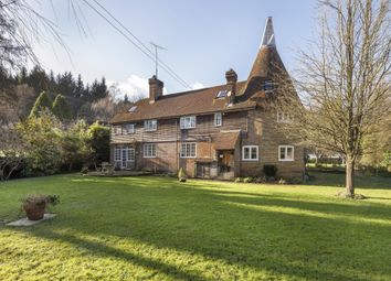 Thumbnail 6 bed detached house for sale in Dallington, Heathfield