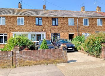 Thumbnail 3 bed terraced house for sale in Barrington Road, Goring-By-Sea, Worthing
