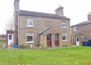 Thumbnail 2 bed semi-detached house to rent in Croxby Top, Market Rasen