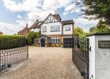 Thumbnail 4 bed detached house for sale in Brentwood Road, Ongar