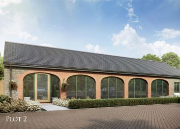 Thumbnail 3 bedroom barn conversion for sale in Plot Two, Stableyard Close, Barleythorpe, Oakham