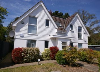 Thumbnail 2 bedroom flat for sale in Louise Court, Corfe Mullen, Wimborne, Dorset