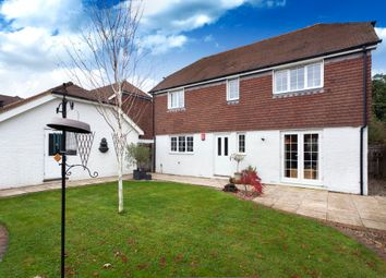Thumbnail 4 bed detached house for sale in The Squires, Pease Pottage, Crawley