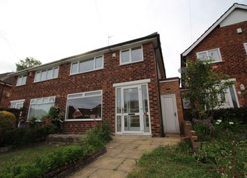 Thumbnail 3 bed semi-detached house to rent in Ferndale Avenue, Birmingham