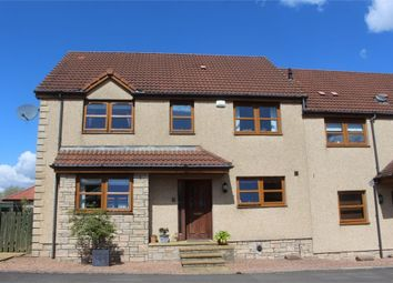 Thumbnail 3 bed semi-detached house for sale in Bishops View, Gairneybridge, Kinross