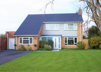 Thumbnail 4 bed detached house for sale in Cherry Glebe, Mersham