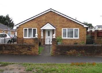 Thumbnail 3 bed bungalow to rent in Greenacre Gardens, Trethomas