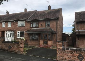 Thumbnail 3 bedroom property for sale in Cromwell Road, Bushbury, Wolverhampton