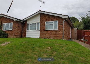 Thumbnail 1 bed bungalow to rent in Mill Lane, Hurst Green