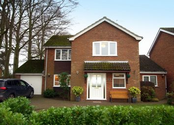 Thumbnail 4 bed detached house for sale in Nursery Close, Acle, Norwich