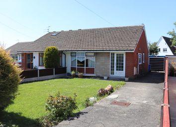 Thumbnail 2 bed bungalow for sale in Harwood Close, Poulton-Le-Fylde, Lancashire