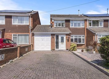 Thumbnail 3 bed semi-detached house for sale in Cartland Drive, Loughborough
