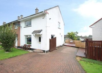Thumbnail 2 bed end terrace house for sale in Elphinstone Crescent, The Murray, East Kilbride, South Lanarkshire