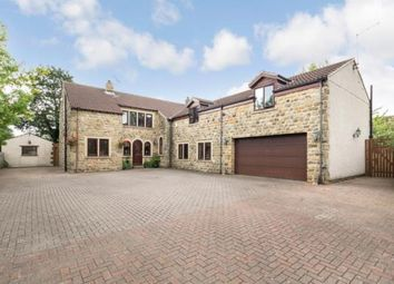 Thumbnail 5 bed detached house for sale in Rotherham Road, Killamarsh, Sheffield, Derbyshire