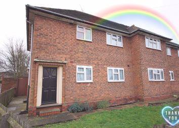 Thumbnail 3 bed maisonette for sale in Vincent Street, Balsall Heath, Birmingham
