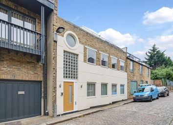 Thumbnail 4 bed terraced house for sale in Camden Mews, Camden, London