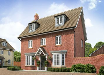 "Thumbnail 4 bed detached house for sale in ""Hertford"" at Great Denham, Bedford"