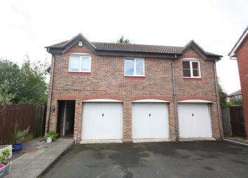 Thumbnail 1 bedroom flat for sale in Morgan Close, Cradley Heath