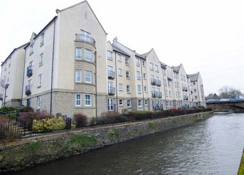 Thumbnail 1 bed flat for sale in Eden Court, Cupar, Fife
