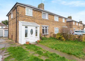 Thumbnail 3 bedroom semi-detached house for sale in Yew Avenue, West Drayton, Middlesex