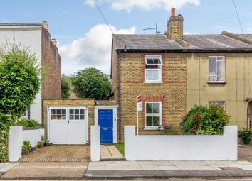 Thumbnail 2 bed end terrace house for sale in Richmond Park Road, Kingston Upon Thames