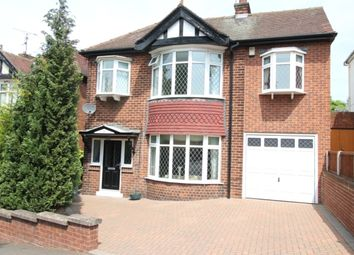 Thumbnail 4 bed detached house for sale in 13, The Baulk, Worksop