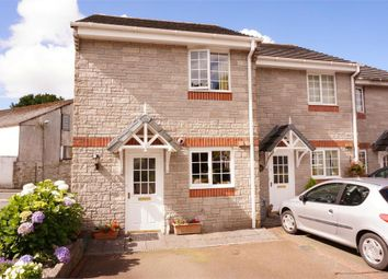 Thumbnail 2 bed end terrace house to rent in Garth Morcom, Liskeard
