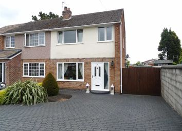 Thumbnail 3 bed semi-detached house for sale in Dukes Place, Ilkeston, Derbyshire