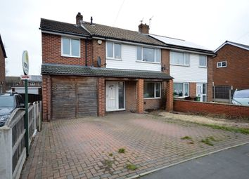 Thumbnail 4 bed semi-detached house for sale in South Street, Normanton