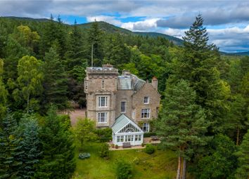 Thumbnail 10 bed detached house for sale in Tullich Lodge, Ballater, Aberdeenshire