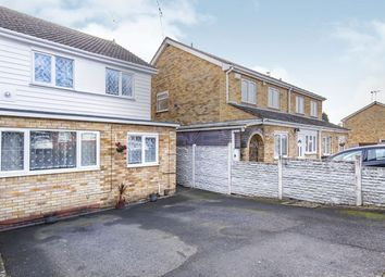 Thumbnail 3 bedroom semi-detached house for sale in Trenance Road, Exhall, Coventry