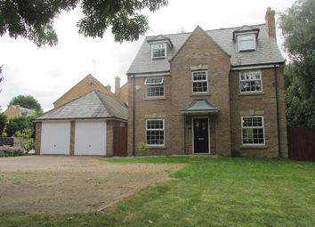 Thumbnail 5 bedroom detached house for sale in Kingsline Close, Thorney