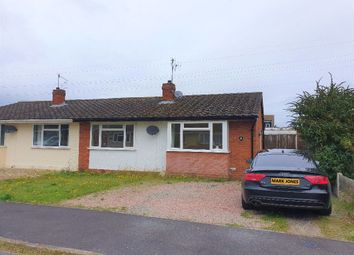 Thumbnail 2 bed bungalow to rent in Oakdene, Stourport-On-Severn