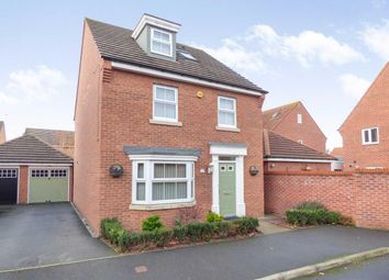 Thumbnail 4 bed detached house for sale in Bishops Way, Castleford