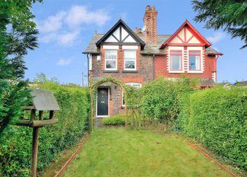 Thumbnail 3 bed semi-detached house for sale in Victoria Terrace, Rainhill, Prescot