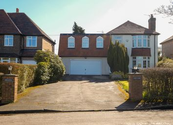 Thumbnail 4 bed detached house for sale in West Lane, Lymm