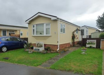 Thumbnail 1 bed detached house for sale in Park Road, Briar Bank Park, Wilstead, Bedfordshire