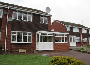 Thumbnail 3 bed semi-detached house to rent in The Pines, Solihull