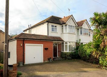 Thumbnail 3 bed semi-detached house for sale in Grosvenor Gardens, North Kingston