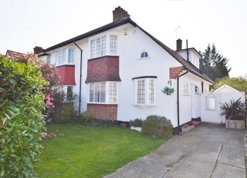 Thumbnail 3 bedroom semi-detached house for sale in North View, Pinner