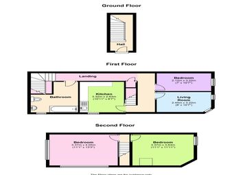 Thumbnail 3 bed property to rent in South Road, Aberystwyth